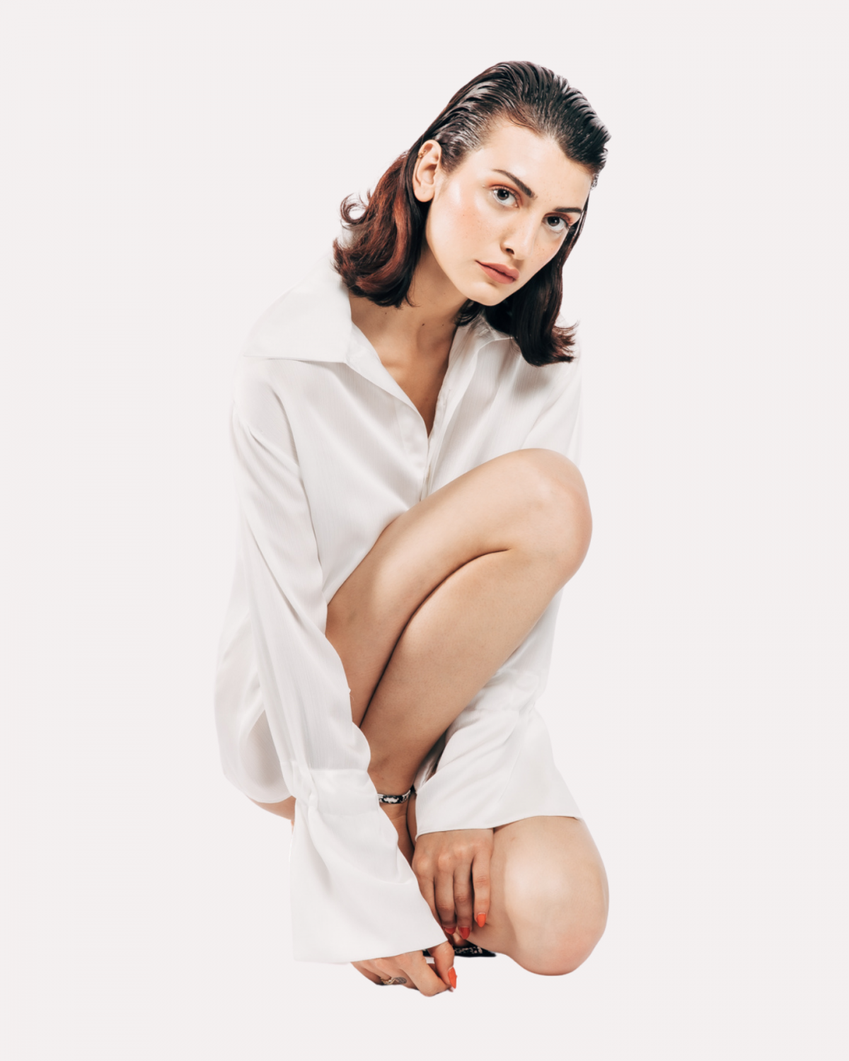 chemise femme blanc marque zwitter made in france